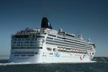 Dopo il restyling, la Norwegian Dawn fa rotta verso Bermuda