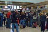 A Fiumicino proseguono controlli su passeggeri provenienti dalla Cina
