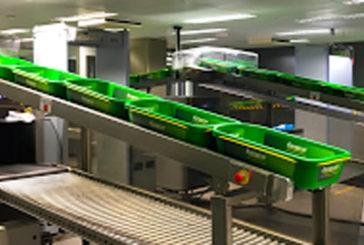 Europcar brandizza la cesta flyer-friendly all'aeroporto di Linate