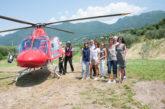 Alessandro Rosso Group fa volare i clienti su Floating Piers