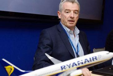 Fit Cisl contro Ryanair: attacco O'Leary inaccettabile