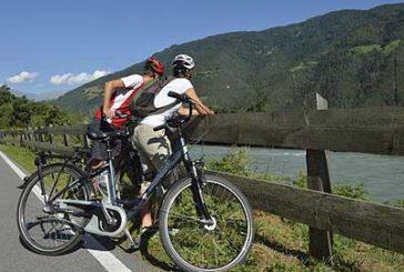 Il premio 'Territorio Bike Friendly' alla ciclovia Brennero-Bolzano