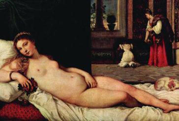 La Venere di Urbino dipinta da Tiziano torna a casa