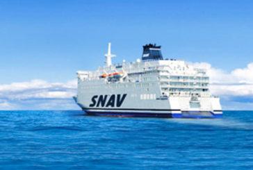 Snav, al via il collegamento veloce da Napoli verso Ponza e Ventotene