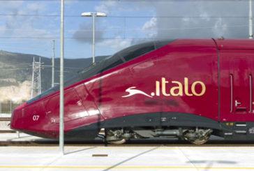 Italo, più collegamenti Milano-Roma per chiusura Linate