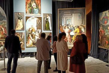 Record visitatori alla mostra 'Tiepolo, genio del secolo' a Bergamo
