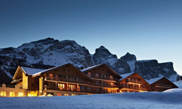 Sci e benessere all\'Hotel Greif di TH Resorts di Corvara ...