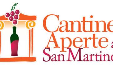 'Cantine aperte a san Martino' per gustare vini ultima vendemmia