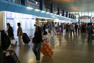 A febbraio accelera traffico passeggeri in Europa, +5%