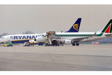 Enac/2: storico sorpasso delle low cost. Ryanair cresce ancora mentre arretra Alitalia