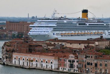 Federagenti, Santi sfata luoghi comuni su impatto grandi navi su Venezia