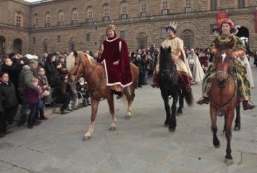 A Firenze ritorna la rievocazione storica della Cavalcata dei Magi
