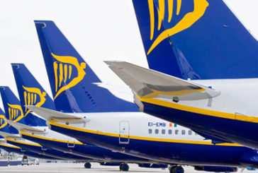 Nuova rotta estiva di Ryanair da Napoli a Londra Stansted