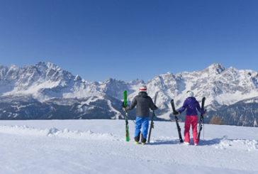Torna la neve sulle Dolomiti e il turismo tira un sospiro di sollievo
