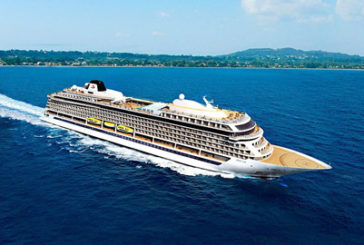 Viking Ocean, Fincantieri consegna Ancona la Viking Sky