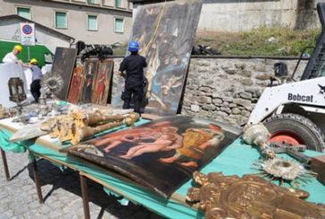 Sisma, beni artistici resteranno nei luoghi di appartenenza