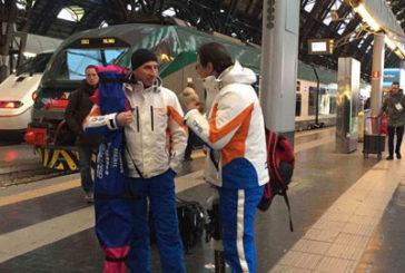 Pacchetti integrati con Trenord per sciare in Lombardia