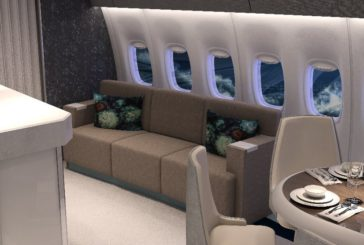 Giro del mondo extralusso a bordo di un aereo da crociera