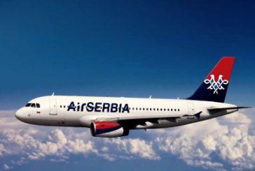 Air Serbia, da giugno volo tra Belgrado e Venezia
