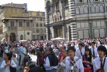A Firenze cresce il numero dei turisti da paesi non cristiani