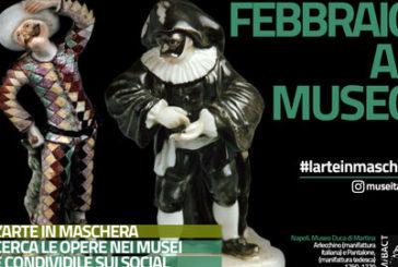 Carnevale nell'arte, la nuova campagna social dei musei italiani