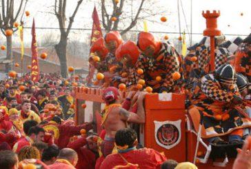Torna l'appuntamento con il Carnevale di Ivrea e la sua Battaglia delle Arance