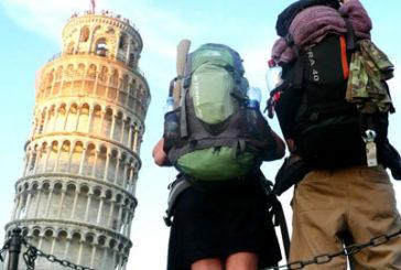 L'Italia attende invasione di turisti stranieri, saranno 24,5 milioni