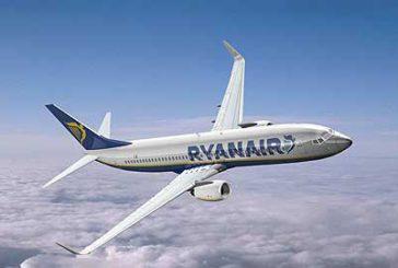Ryanair annuncia voli invernali da Verona e nuovo volo per Siviglia