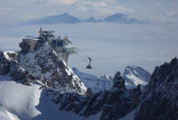 Skyway Monte Bianco compie 2 anni e festeggia il mezzo milione persone