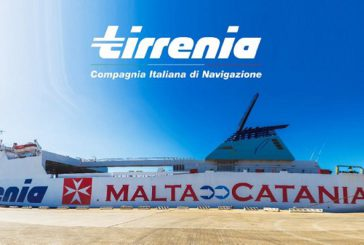 Tirrenia si rafforza a Catania e apre collegamento via nave per Malta