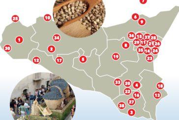 La Sicilia fa ordine tra sagre e ed eventi del gusto: arriva il calendario con 35 appuntamenti