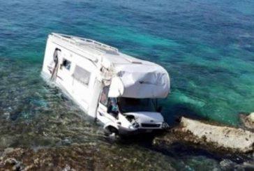 A San Vito turista muore in mare travolto dal suo camper