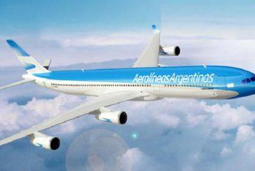 Aerolineas Argentinas verso riapertura graduale delle frontiere
