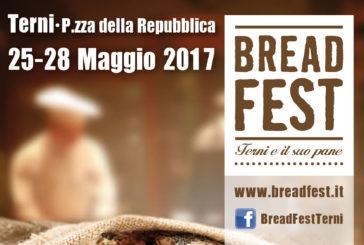 A Terni cooking show e panificazione live per la 2^ edizione del Bread Fest