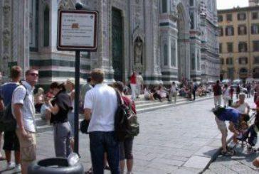 #EnjoyRespectFirenze, il decalogo delle buone pratiche per turisti a Firenze