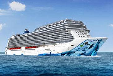 Norwegian Cruise Line apre la vendita del nuovo prodotto 'Free at Sea'