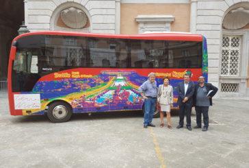 City Sightseeing Napoli pensa ai crocieristi e lancia shuttle per la Reggia di Caserta