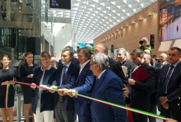 Aeroporto Venezia, Delrio inaugura ampliamento terminal