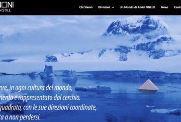 Nuova immagine e nuovo sito web per il Gruppo Gattinoni