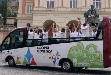 Tornano gli itinerari a piedi o in bus di Scopri Cosenza