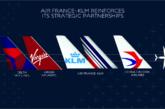 Branson cede controllo Virgin: il 31% va nelle mani di Air France