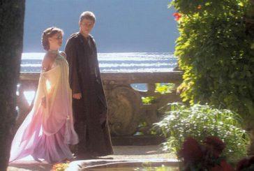 Come Padme e Anakin, Villa Balbianello scelta per matrimoni a tema Star Wars