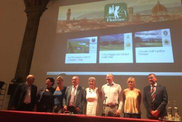 Firenze nuova destination internazionale con Golfing in Florence