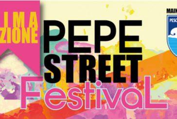 Pescara si prepara alla 1^ edizione del al Pepe Street Festival