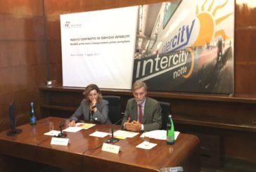 Delrio: 100 mln in più all'anno per i servizi Intercity di Trenitalia