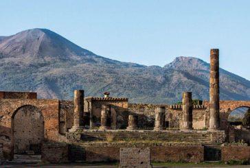 Ingresso gratuito agli scavi di Pompei per anniversario eruzione del Vesuvio