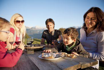 In Alto Adige cresce il turismo, +1 mln pernottamenti nel 2017