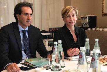 Dorina Bianchi incontra Vicari e Federalberghi