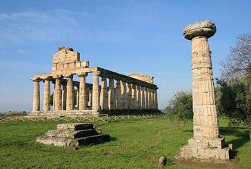 Paestum, trovata la base sepolta del tempio greco grazie a georadar