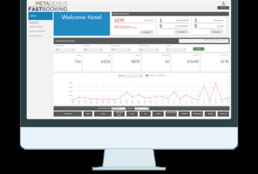 'Metagenius': un nuovo strumento di Fastbooking pensato per gli albergatori